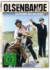 DVD *  DIE OLSENBANDE 3 - DIE OLSENBANDE FÄHRT NACH JÜTLAND - HD-REM.  # NEU OVP
