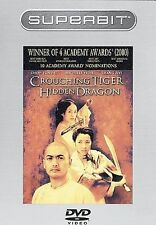 Crouching Tiger, Hidden Dragon (DVD, 2001, The Superbit Collection) Region 3