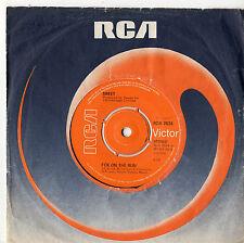 "Sweet - Fox On The Run 7"" Single 1975"