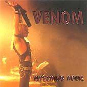 Venom - Witching Hour CD 2003 NEW