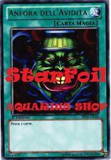 Yu-Gi-Oh! Anfora dell'Avidità StarFoil 1° ED in ITALIANO BP01-IT034 Pot of Greed
