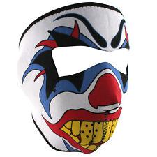 Zan Headgear Neoprene Full-Face Mask, Clown