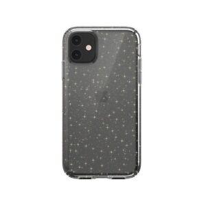 Speck Presido Clear + Glitter iPhone 11 Case - Clear/Glitter