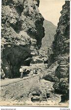 CPA - Carte postale -France - Alpes-Maritimes - Gorges du Cians - 1918 (CP415)