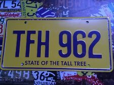 The Goonies Replica Movie American Licence Plate