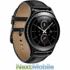 Samsung Leather Band Smart Watches for Android