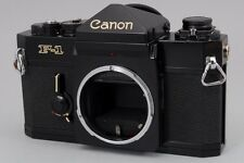 Excellent Canon F1 late model 35mm SLR Film Camera Body from japan #517