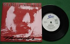 """Maria McKee Show Me Heaven from Days of Thunder 6563037 7"""" Single"""