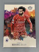 Mohamed Salah 2019-20 Panini Chronicles Soccer Pitch Kings PK-4 Liverpool