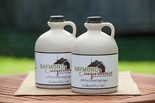 FREE SHIPPING 2017 100% Pure Vermont Maple Syrup ONE GALLON Grade A Paleo