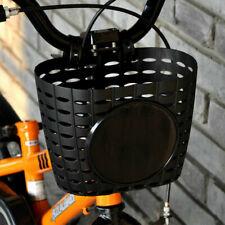 Children Kids Front Scooter Bicycle Basket Handlebar Bike Carrier Storage Holder