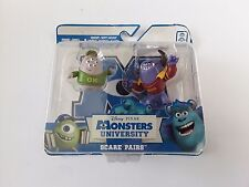 Disney  Monster University scare pairs  NEUF monstres et cie Johnny et Squishy