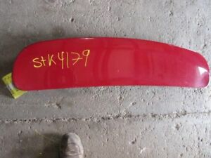 Rear Spoiler Without Aero Wing Style Fits 04-08 GRAND PRIX 139105