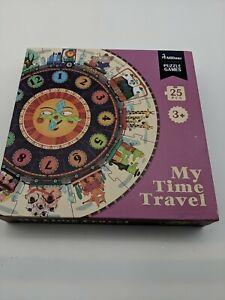 My Time Travel Clock Jigsaw Puzzle 25 pcs
