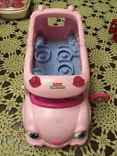 Fisher Price Little People Pink School Bus Sound & Music