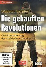 DIE GEKAUFTEN REVOLUTIONEN - CIA-Finanzierung der arabischen Unruhen DVD
