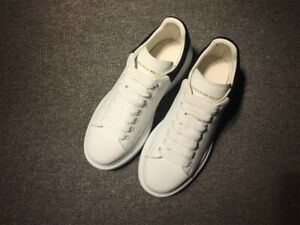 Alexander McQueen Men's Sneakers Black and White