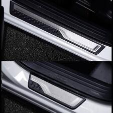 4x Einstiegsleisten ABS + Edelstahl für Mazda CX-5 KF ab Bj. 2017 - 2018