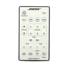 Original-Bose Wave Radio II AWR1B1 AWR1B2 Music System Remote Control White