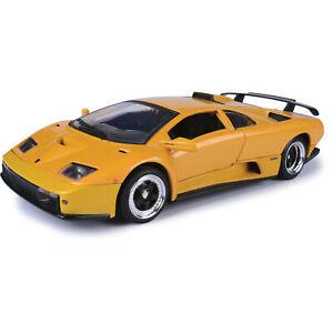 Lamborghini Diablo GT - Yellow