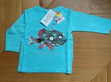 Tee-shirt DPAM 12 mois NEUF