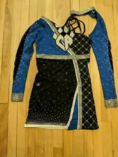 Cheer Athletics L3 Senior Bronzecats Rebel Athletic Cheer Uniform Adult Medium