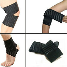 Adjustable Knee Elbow Wrist Shin Ankle Hand Support Wrap Bandage Compression Fin