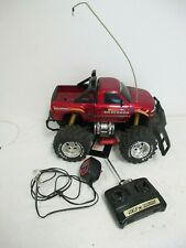 NEW BRIGHT SILVERADO 1500  OFF ROAD SPORT R/C WITH REMOTE BATTERY  CHARGER 9.6V