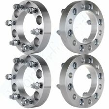 "New 4Pcs 1"" 25mm Thick 6x5.5 12x1.5 Wheel Spacers 1995-2017 For Toyota Tacoma"