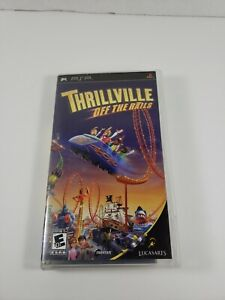 Thrillville: Off The Rails  PSP Game