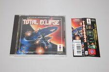 Total Eclipse Japan Panasonic real 3DO