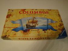 Columbus - Das Spiel für mutige Seefahrer