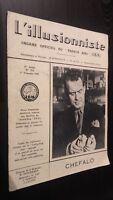 Rivista I Annali Di L Illusione per Lettera N° 174 ABE 1951