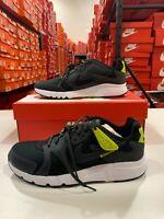 Nike Atsuma Running Shoes Black Anthracite CD5461-002 Men's NEW