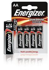 Energizer alcaline di alimentazione AA/LR6 4x
