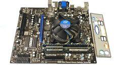 MSI H55M-E23 Socket 1156 Motherboard + I3 540 3ghz + 3GB RAM bundle