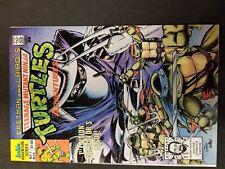 Eastman and Laird's Teenage Mutant Ninja Turtle Adventures #1 8.5 VF+
