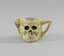Porcelana Ernst Bohne Jarra De Leche Fundador Lácteos Calavera 10x5,5cm 9997976
