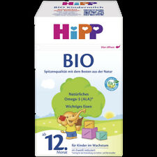 Hipp BIO Kindermilch 600g (MHD 02.01.2022)