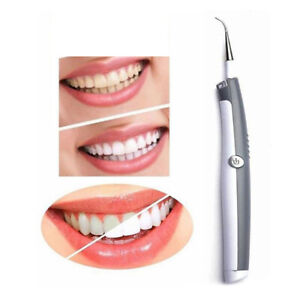 Electric Tooth Cleaner Whitening Scaler Calculus Remover Oral Care Tool