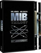 Men in Black Trilogy 20th Anniversary Ed 4k BLURAY