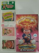 1 GPK Chrome Series 1 Hobby Box + Orig Series 3 Rack Pack - Sealed / Unopened