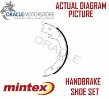 NEW MINTEX REAR PARKING BRAKE SHOE SET BRAKING SHOES GENUINE OE QUALITY MFR560