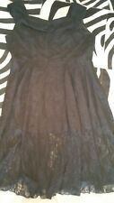 Hot Topic H&R of London Goth lace dress size 5x new (fits 2x/3x)