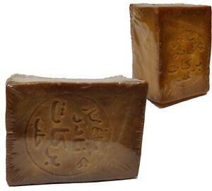 Traditional Alleppo Soap Laurel Oil 30% For Eczema, Acne, Fungus Dermatitis 200G