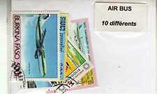 AIRBUS 10 timbres différents