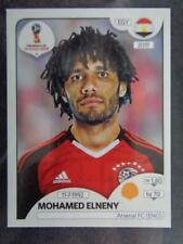 COUPE DU MONDE PANINI 2018 Russia - Mohamed elneny ÉGYPTE N°85