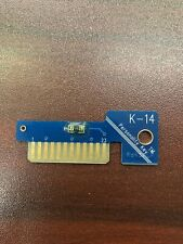 Snap On Scanner Mt2500 Mtg2500 Solus Ethos Modis Verus Obd2 Personality Key K 14