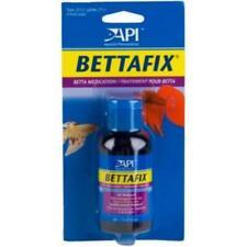New listing Api Bettafix 1.7 oz Betta Medication Bacterial infections Treats 20 Gallons