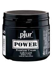 Pjur Anal Lubricant Power Premium Cream 500ml